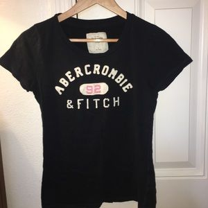 Abercrombie & Fitch Cotton Tee